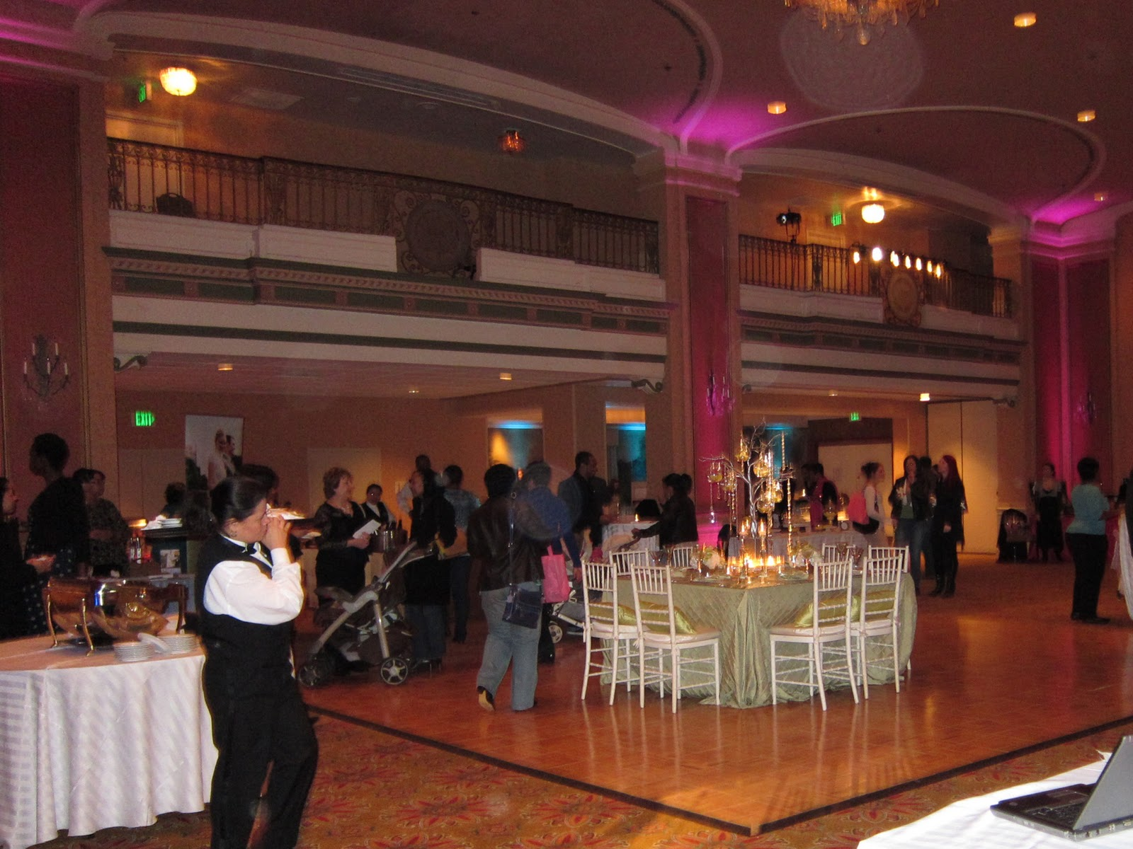 Inspired details a blog for baltimore brides a for Lord of baltimore hotel
