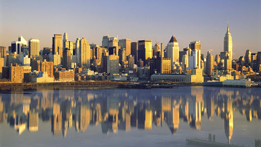New York City Reflected, New York.jpg