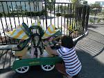 LePort Private School Irvine - Outside stroll at LePort Montessori