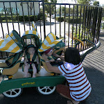 LePort Private School Irvine - Outside stroll at LePort Montessori