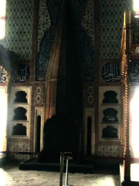 Cheminea da habitación do Sultán
