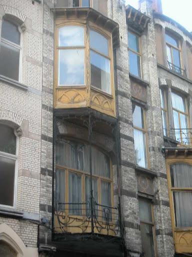 Oeuvres majeures de l 39 architecte victor horta bruxelles for Architecte bruxelles