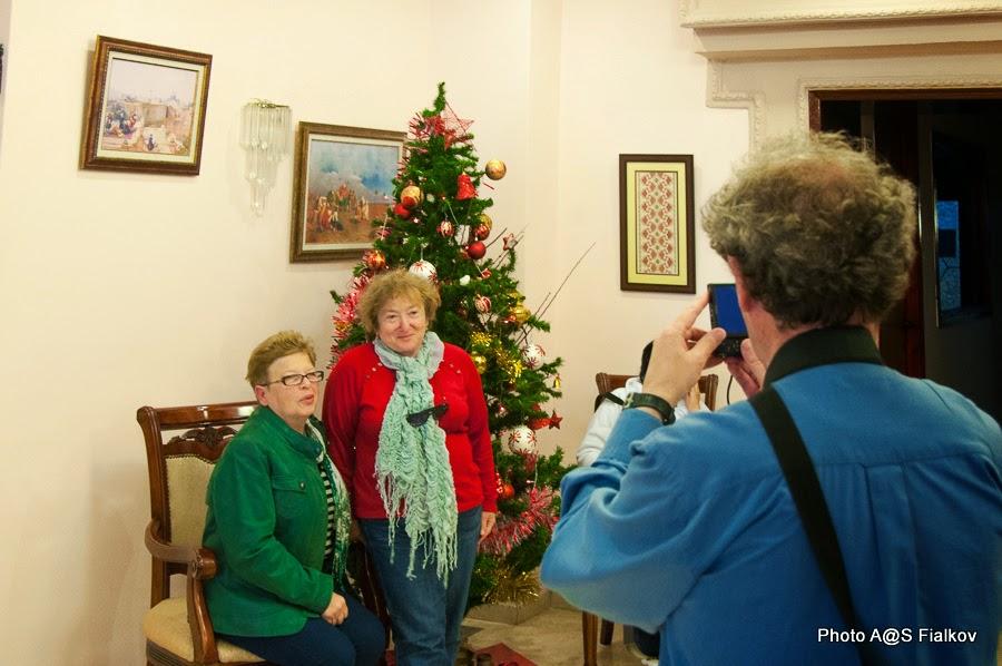 Рождество в восточном Иерусалиме. Экскурсия в Иерусалиме Светланы Фиалковой.