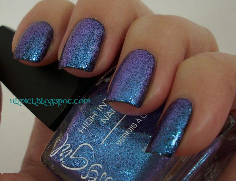Did someone say nail polish?: Jesse\'s Girl - Confetti