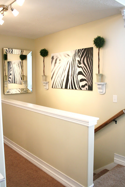 Decorating Large Walls. Decorating A Large Wall Pottery Barn Mirror ...