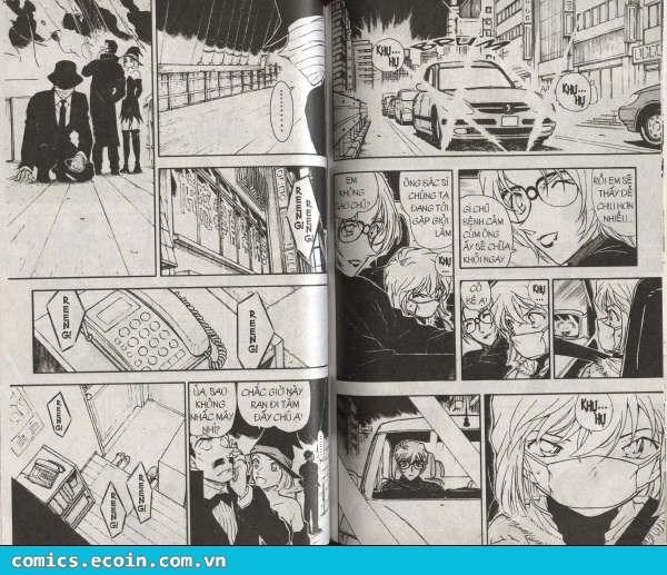 Detective Conan Chap 426 - Truyen.Chap.VN