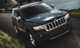 Одна их самых популярных моделей джипов - Jeep Grand Cherokee IV
