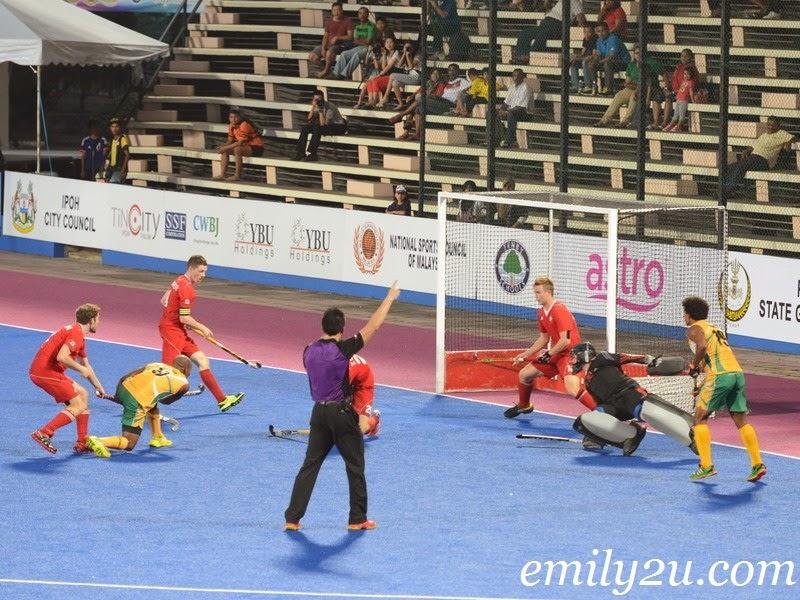 Sultan Azlan Shah Cup SAS Ipoh hockey