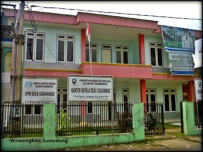 Kantor Desa Cikaramas
