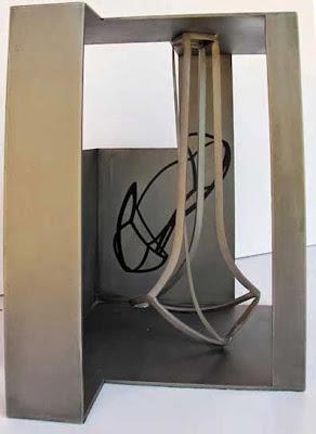 Premio modalidad escultura,Valdepeñas,Mayte Alonso