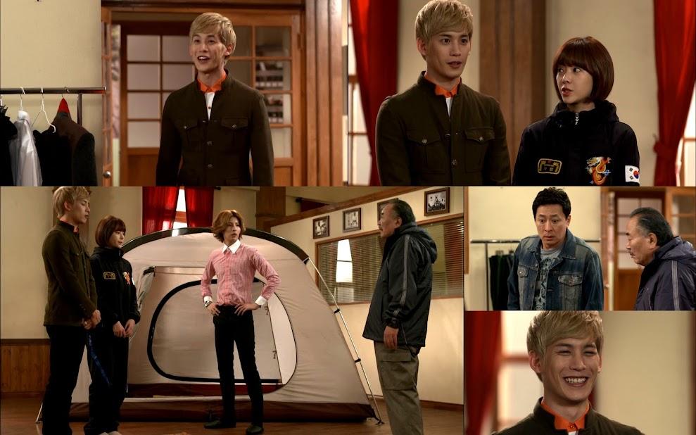 Hwang Jung Eum, No Min Woo, Park Ki Woong