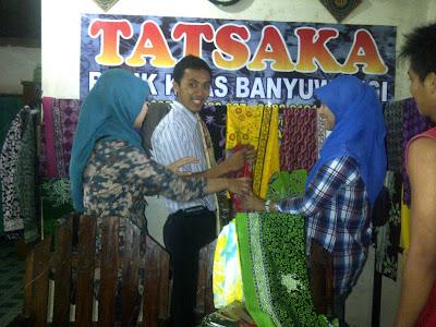 Memilih Batik