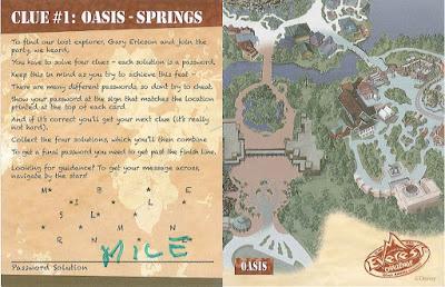 [Floride 2011 - Trip Report] WDW,DCL,USO,IOA,KSC,DC,BG,SW,ETC ... - Page 6 Clue1