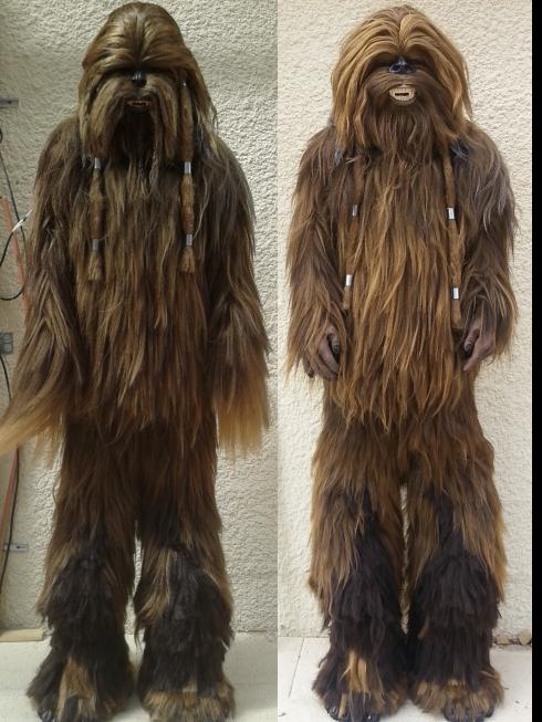 Boucle de ceinture Wookie Comparatif