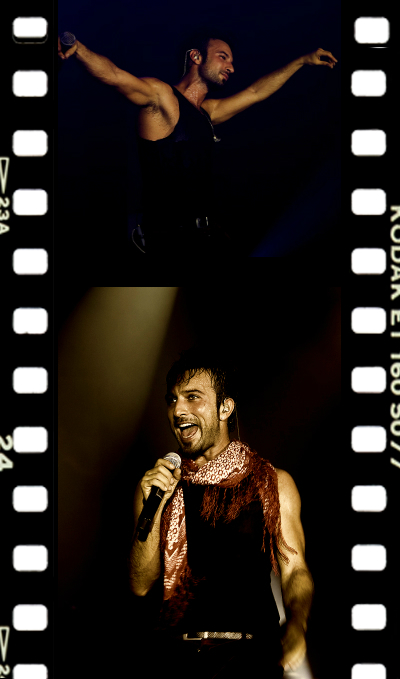 Tarkan's Munich Show for Metamorfoz Tour in 2008