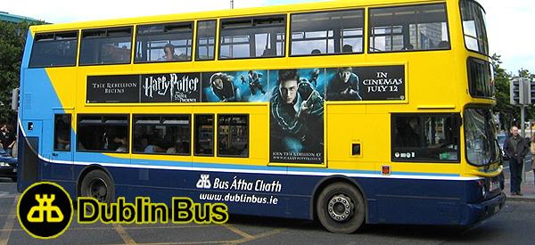 Bus à Dublin