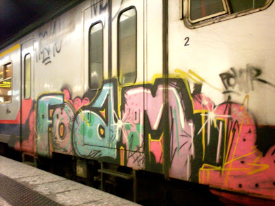 foam graffiti