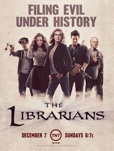 Truy Tìm Kho Báu Phần 1 - The Librarians Us Season 1 poster