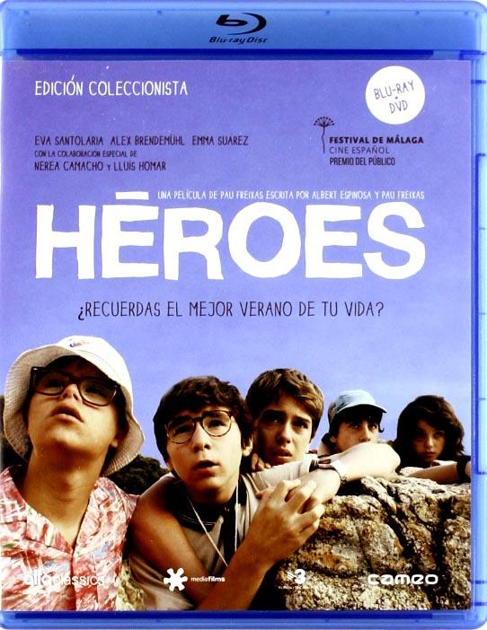 H�roes [2010][Drama. Adolescencia. Amistad][m720p][BDRip x264][Castellano][Ac3-5.1][Comentarios][Subs]