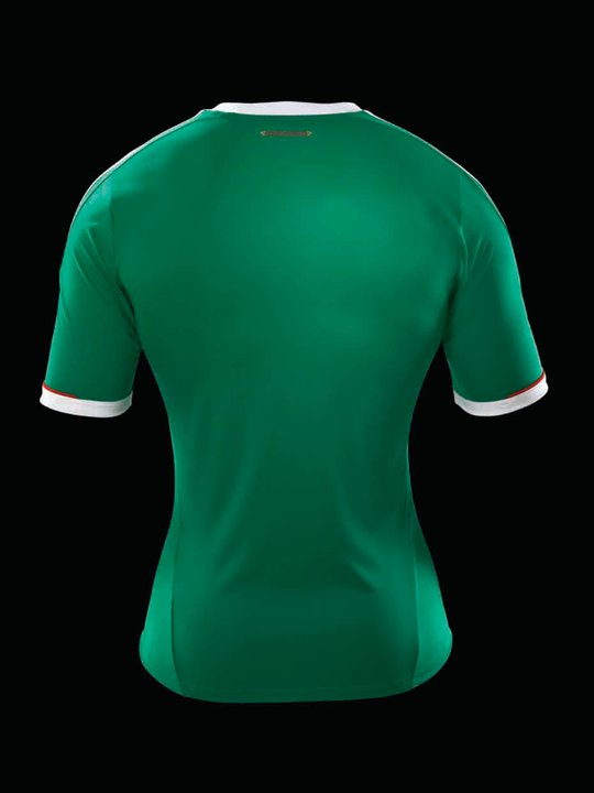 a6c57ad77 The new Mexico kits will be used for the first times when El Tri meets  Paraguay in Oakland
