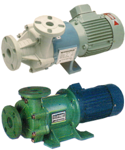Magnetic Driven Polypropylene Pumps