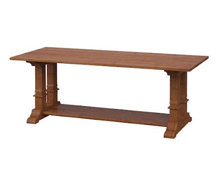 Tuscany Coffee Table in Itasca Maple