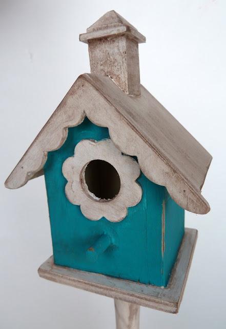 BH05 Shabby Birdhouses 19
