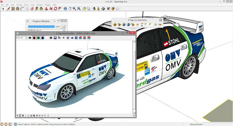 การติดตั้ง V-Ray for SketchUp บน Windows 8 Vrayw8-12
