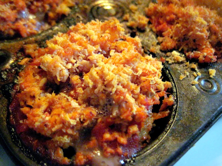 Chicken Parmesan Mini Meatloafs Erinnudi Com
