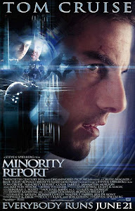 Trốn Chạy - Minority Report poster