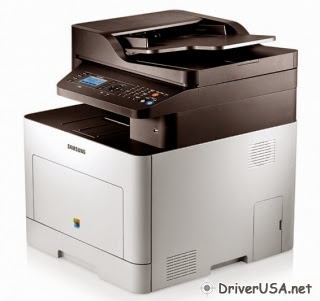 download Samsung CLX-6260FD printer's driver software - Samsung USA