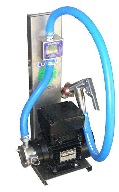 ΕΜΦΙΑΛΩΤΙΚΟ ΓΕΜΙΣΤΙΚΟ ΜΗΧΑΝΗΜΑ ΔΟΧΕΙΩΝ ΕΛΑΙΟΛΑΔΟΥ ΛΑΔΙΟΥ Γεμιστική μηχανή (γεμιστικό μηχάνημα) δοχείων ελαιολάδου 0,15-5Lt (και πολλαπλασίων τους) Enoitalia Eno 400