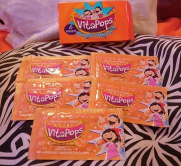 VitaPops Vitamin C sachets