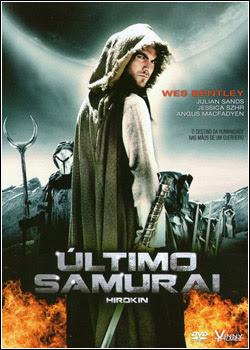 Hirokin O Último Samurai Dual Áudio