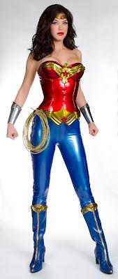 First Look: Adrianne Palicki as Wonder Woman
