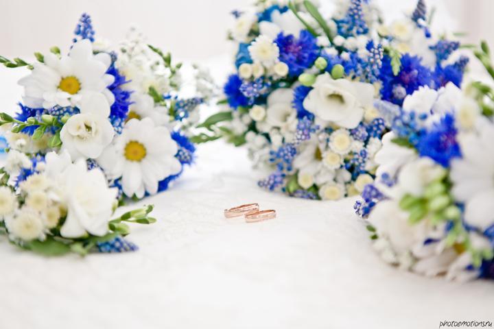 свадьба-сборы