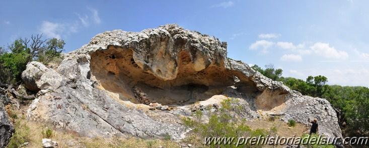 Cueva de las tumbas