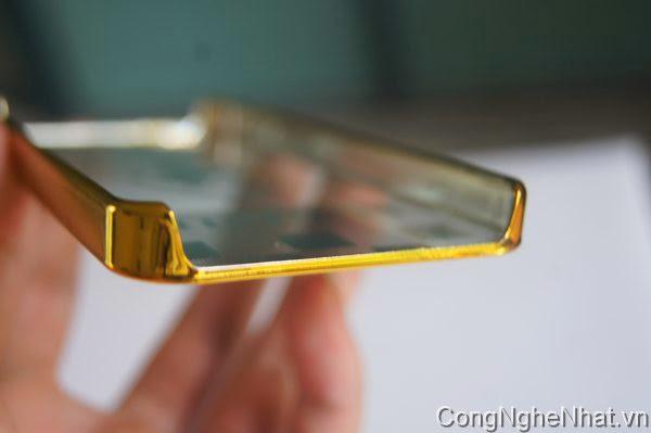 Ốp lưng Iphone 5/5S mầu vàng rất đẹp