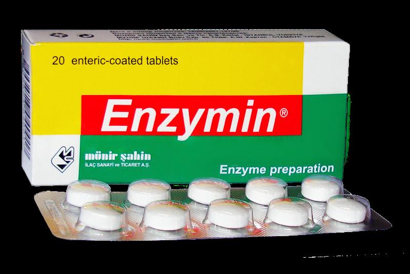ენზიმინი®/Enzymin