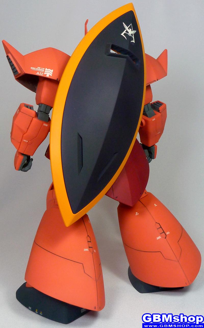 Bandai MG 1/100 MS-14S Gelgoog Commander Type Version 1 Char Aznable custom
