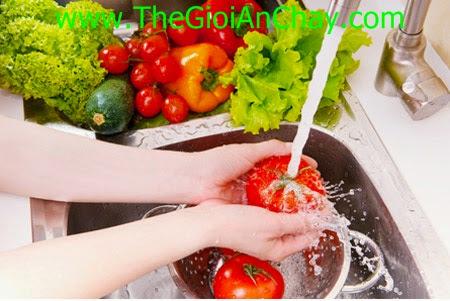 ăn chay giảm cân đẹp da