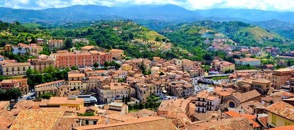 Férias em Cosenza - Calabria