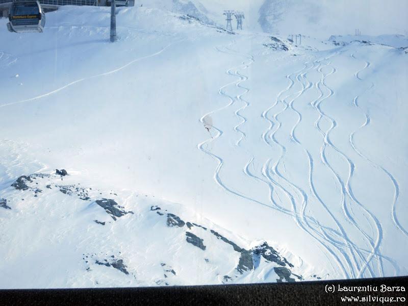 2014.03.27 - Haute Route: Pauza de schi in Zermatt