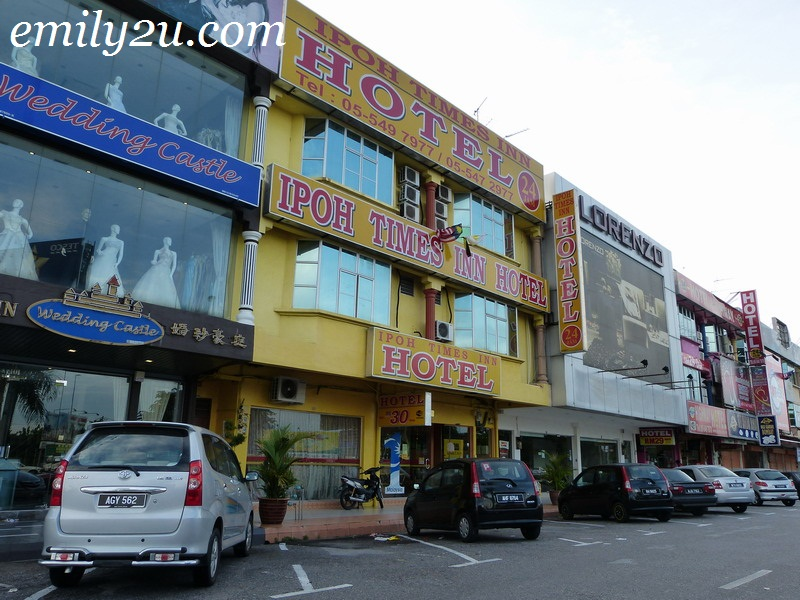 Ipoh budget hotel