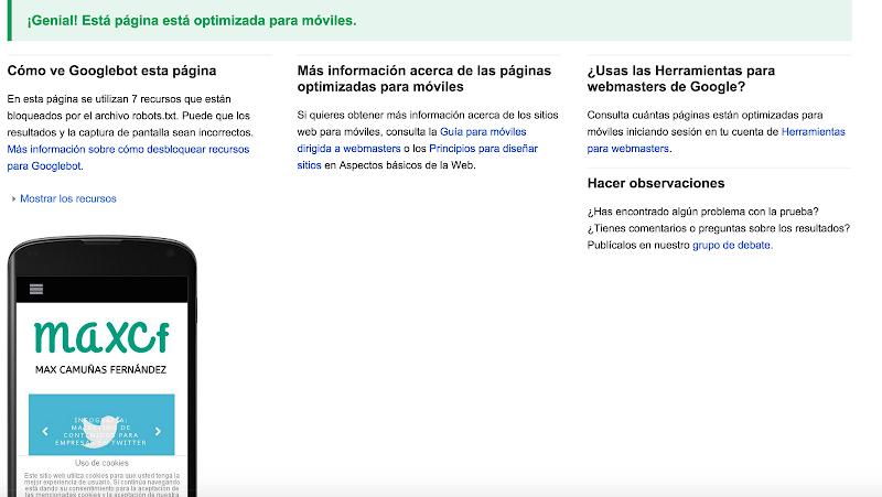 GOOGLE QUIERE CAMBIAR SU ALGORITMO CENTRÁNDOSE EN LAS WEBS RESPONSIVE