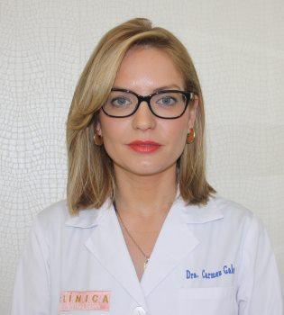 Dra. Carmen Galera, dermatóloga