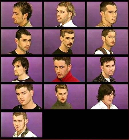 DVD 13 kiểu tóc Nam