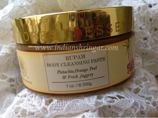 Forest Essentials Rupam Body Cleansing Paste