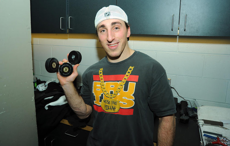 hat trick marchand