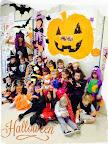 Los alumnos/as de 3 años B celebran Halloween